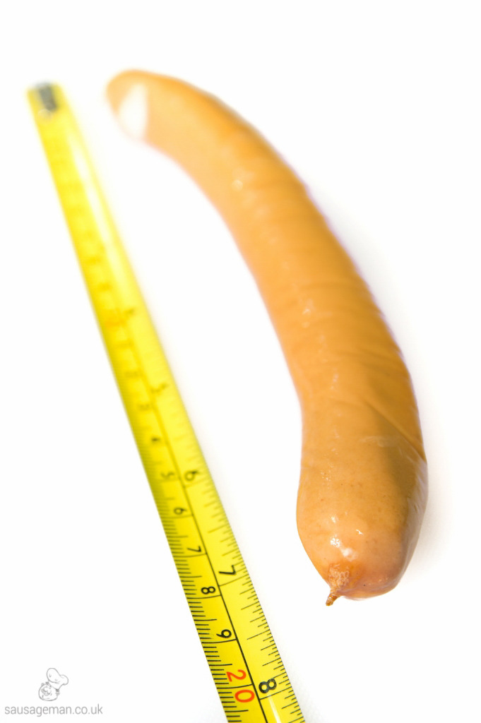 Custom hot dog wholesale sizes from hot dog distributors The Sausage Man