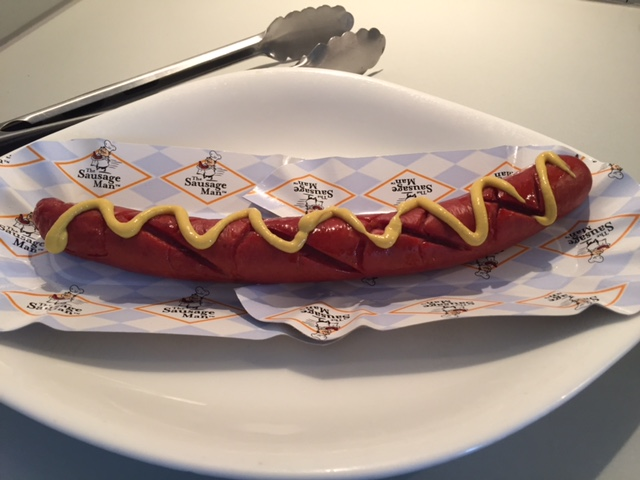 Beef Chili Frankfurter: Interview with The Sausage Man